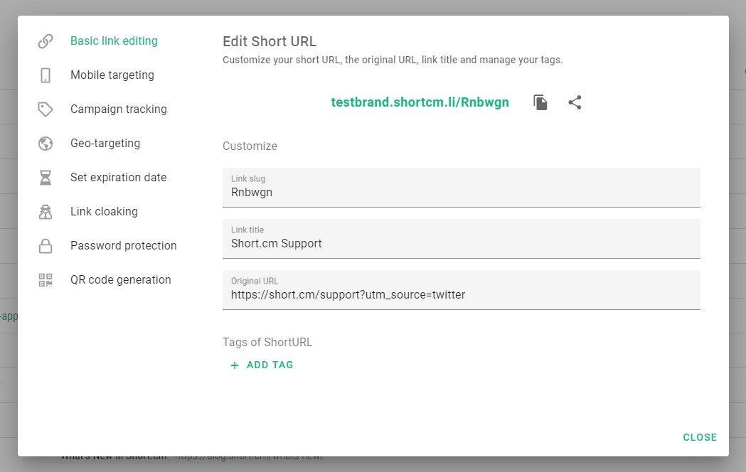 install-shortcm-extension