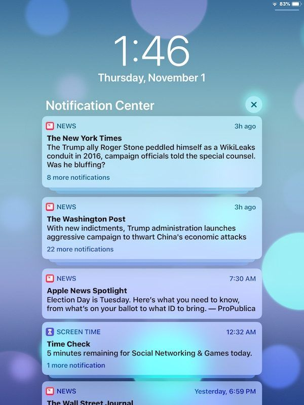push-notification-center
