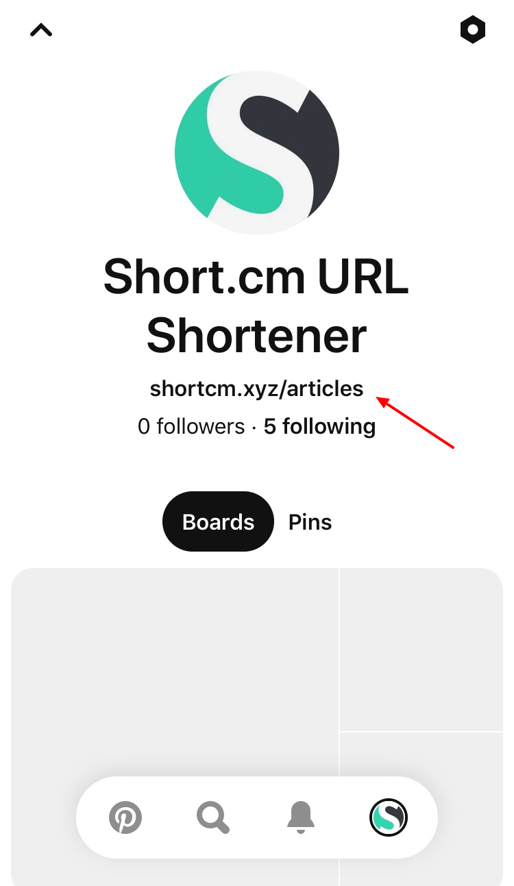 pinterest-shortlinks
