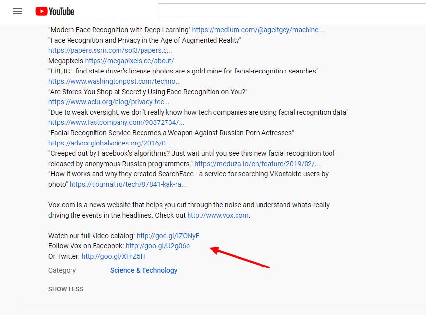 youtube-short-links-description