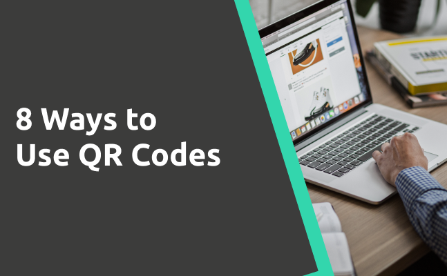 8 Ways to Use QR Codes