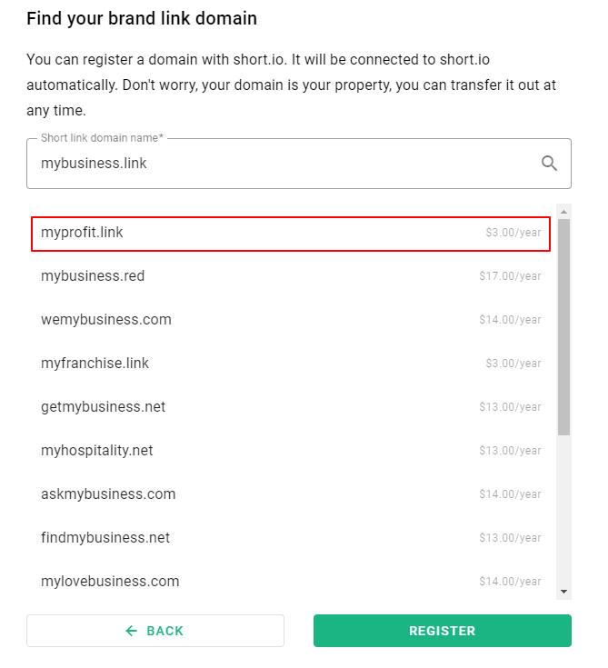 shortio-domain-purchase