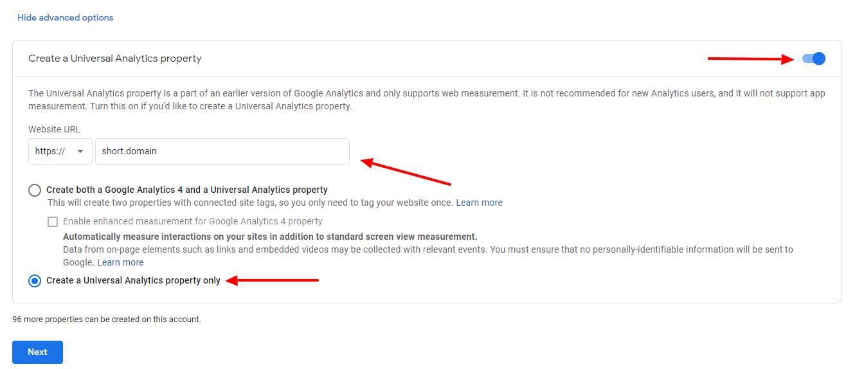 shortio-google-analytics