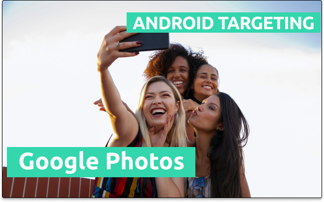 Mobile Links for Google Photos